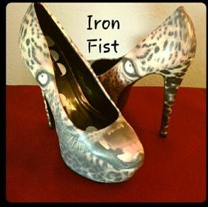 Iron Fist Don't Pu$$yFoot PlatForm🐯